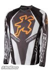 Hebo Pro 15 Trials Shirt XL grey orange